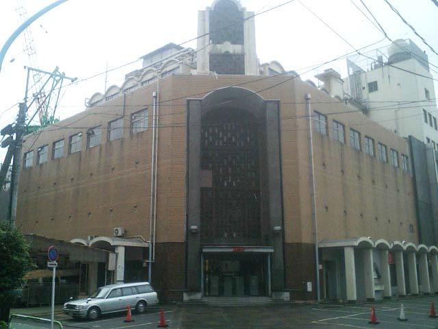 文化放送四谷旧社屋(2006).jpg